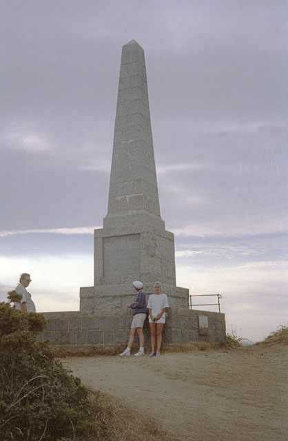 Pilcher Monument, Sark