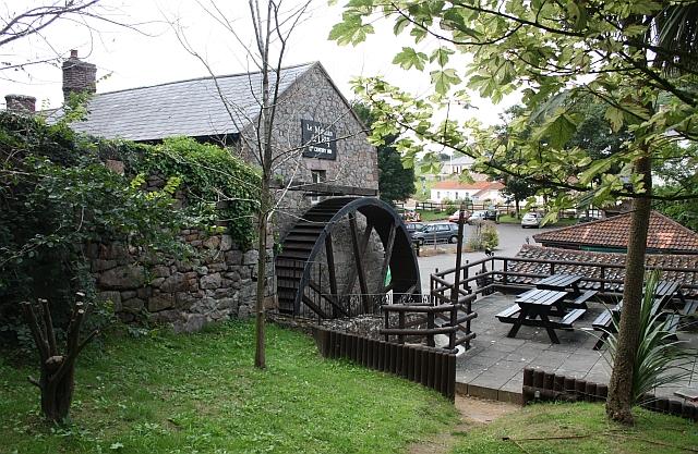 Le Moulin de Lecq