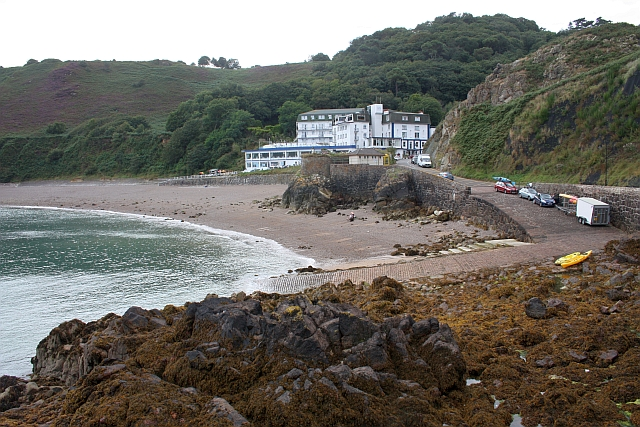 Waters Edge hotel, Bouley Bay