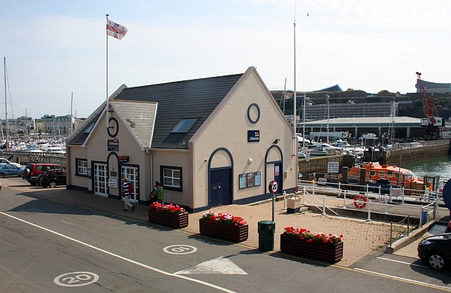 St Helier Lifeboat station