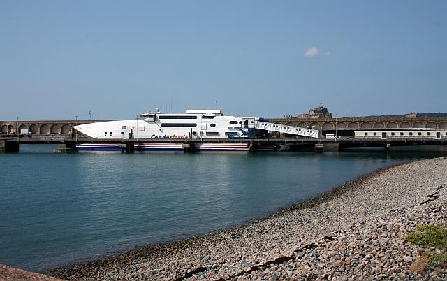 Condor Express  Catamaran