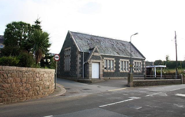 St Clements parish hall
