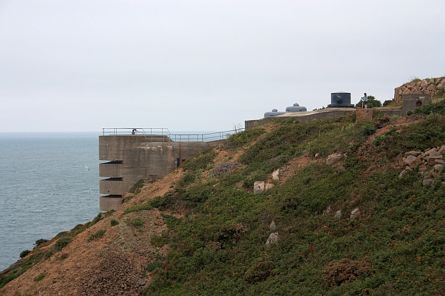 Observation tower, Noirmont Point