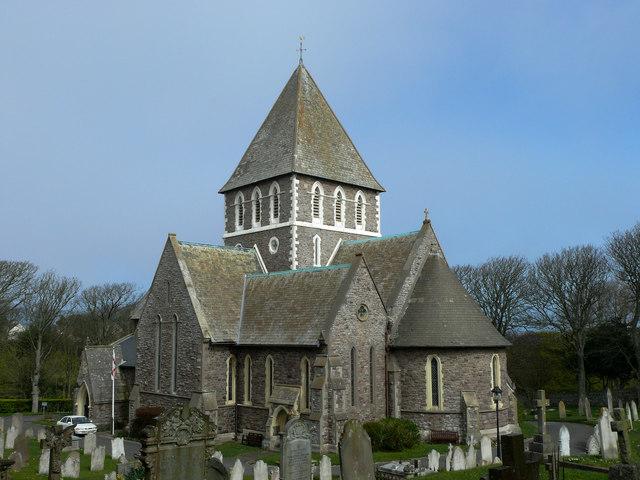 St. Anne's Church,  Alderney
