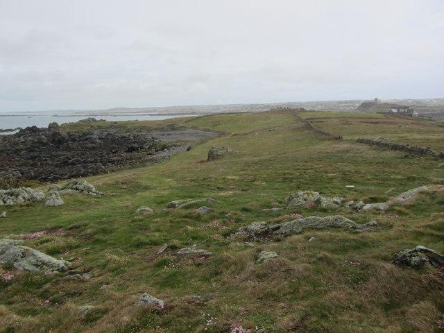 The northern side of Lihou Island