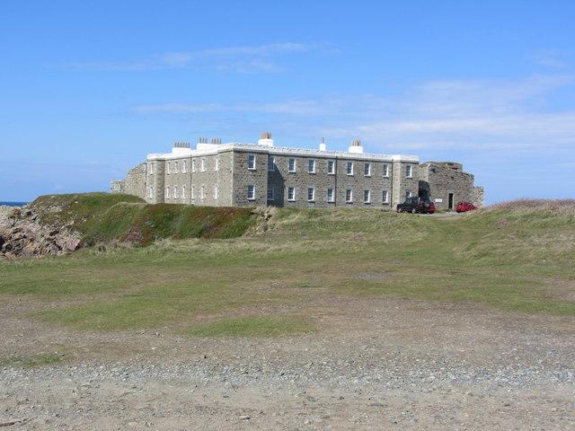 Chateau a L'Etac, Alderney
