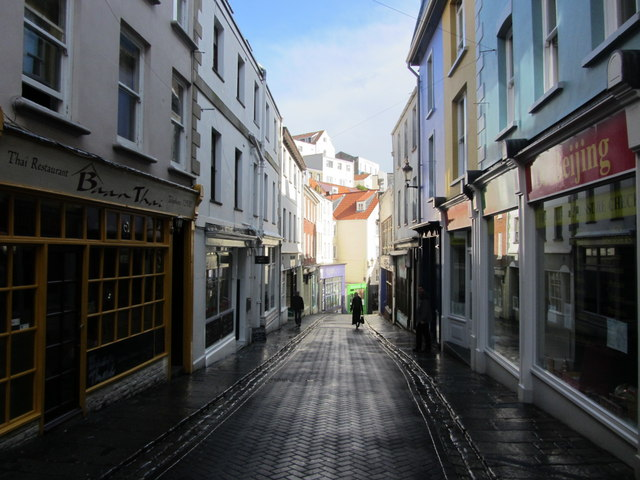 Mill Street, St Peter Port