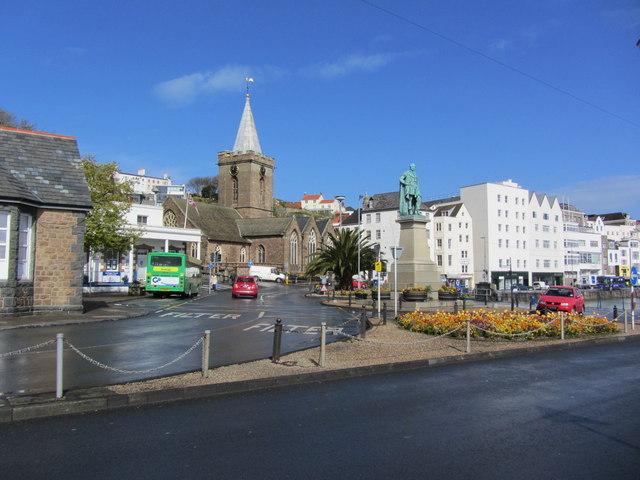 Town Church, St Peter Port