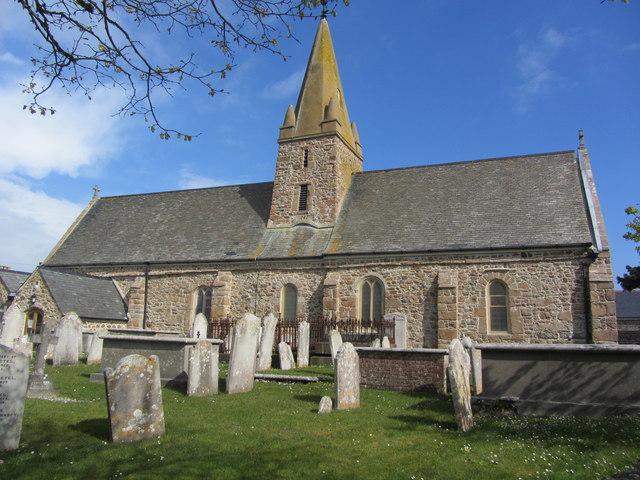 Forest Parish Church