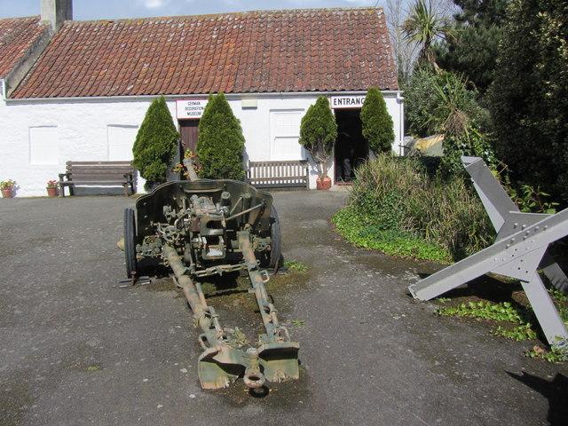 German Occupation Museum,  Le Bourg
