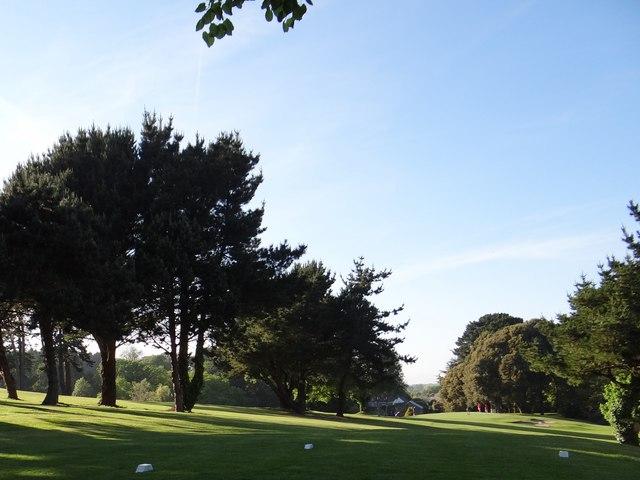 St Pierre Park Golf Course