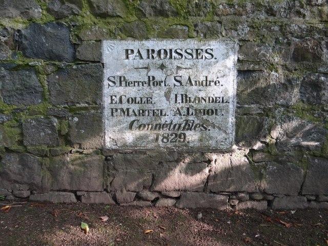 Parish Boundary