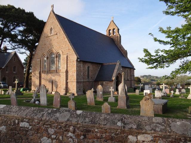Cobo Church