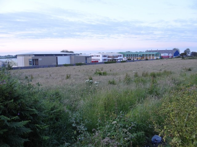 Field at Pitronnerie Road
