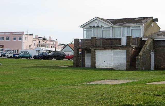 Alderney Cricket Clubhouse