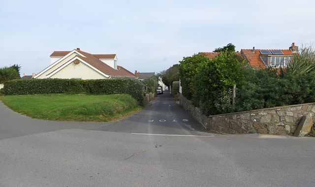 Little Street, St Annes, from the South