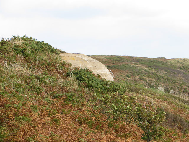The Wildlife Bunker from the West
