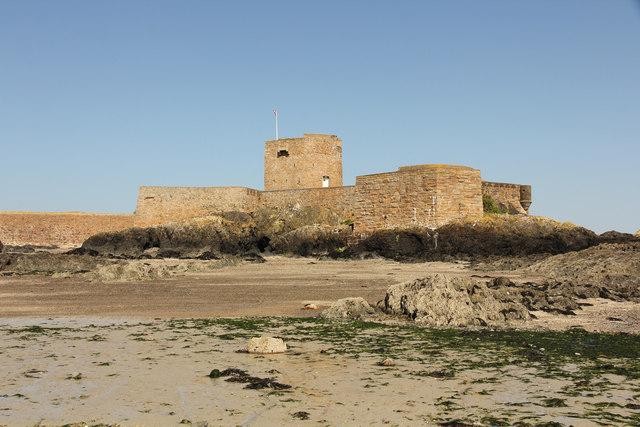 St.Aubin's Fort