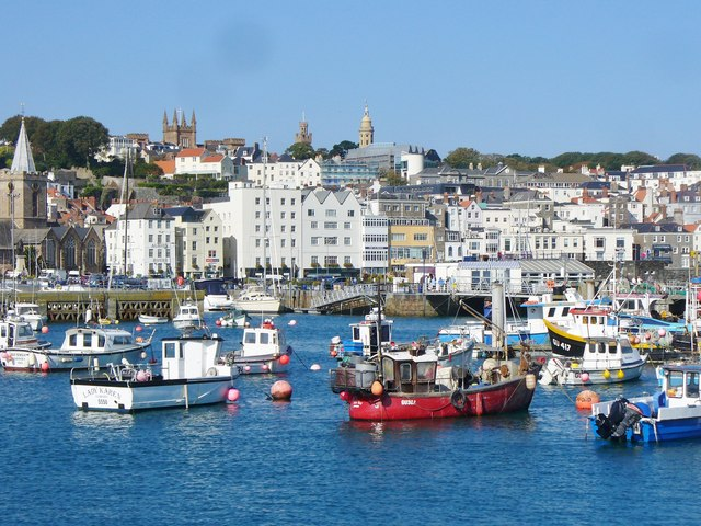 Guernsey - Capital View