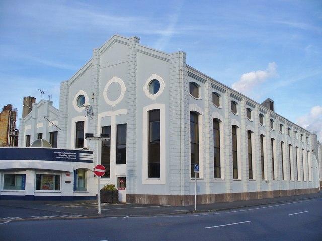 St Sampson - Guernsey Electricity