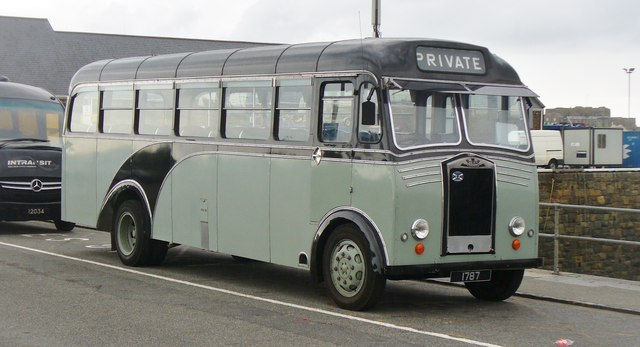 Guernsey - Watson Brothers Bus
