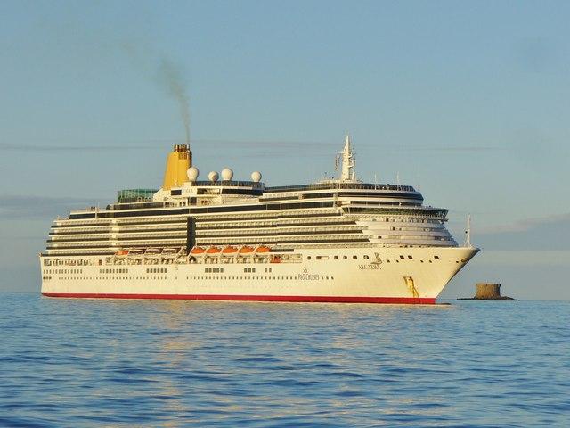 P&O Cruises - Arcadia