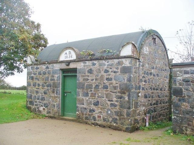 Sark - Prison