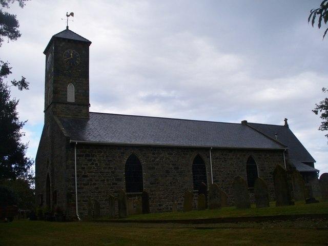 Sark - St Peter's Church