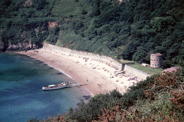 Fermain Bay, July 1978