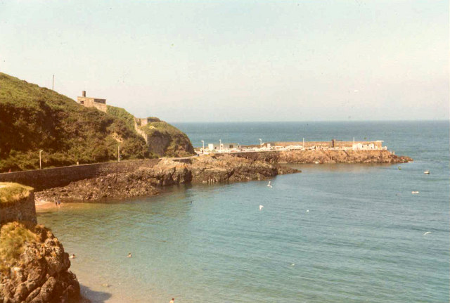 Bouley Bay, Jersey, CI