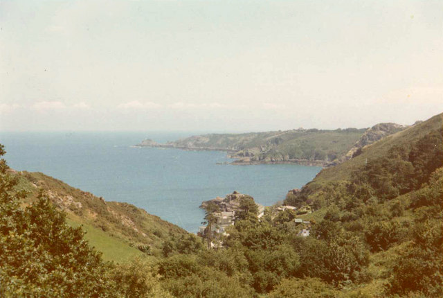 Bouley Bay and Pass, Jersey, CI