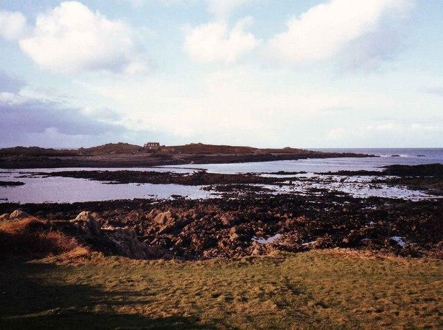 Lihou Island and causeway