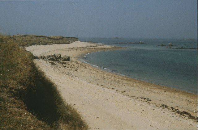 Mouisonniere Beach, Herm