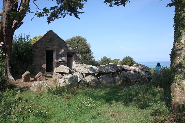 Le Couperon Guardhouse