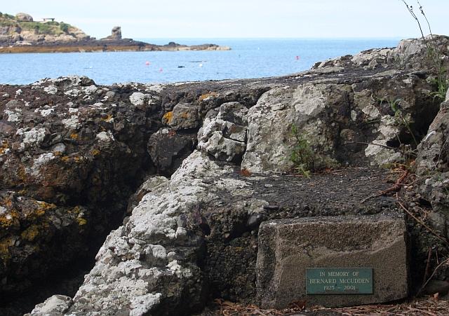 Bernard McCudden memorial