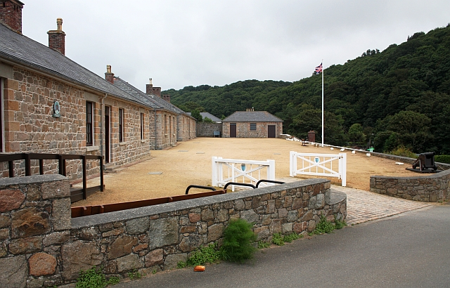 Greve de Lecq Barracks