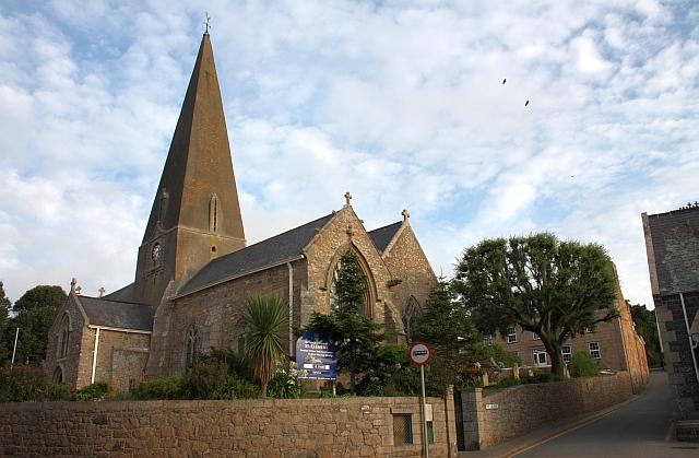 St Clements  parish church