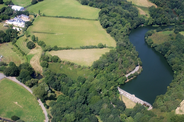 Dannemarche Dam and reservoir