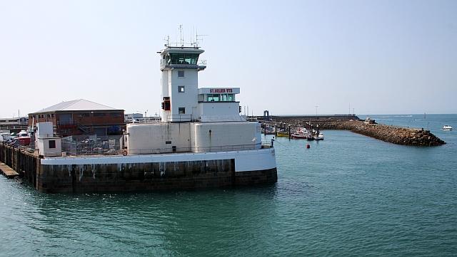 St Helier Vessel Traffic Service (VTS)