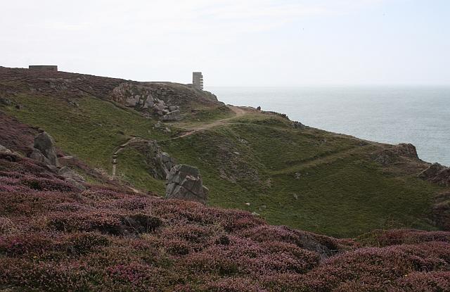 Les Landes Observation Tower