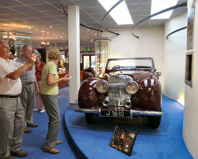 Bergerac's Roadster