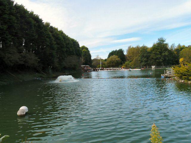 Lion Park Lake