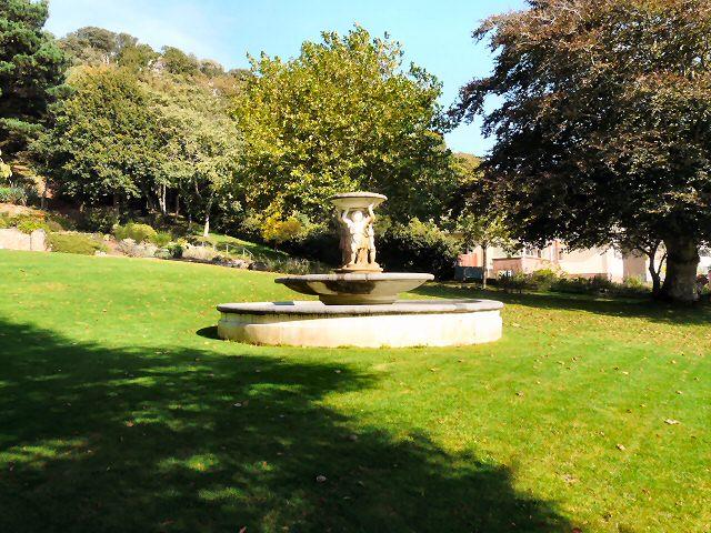 Churchill Park Fountain