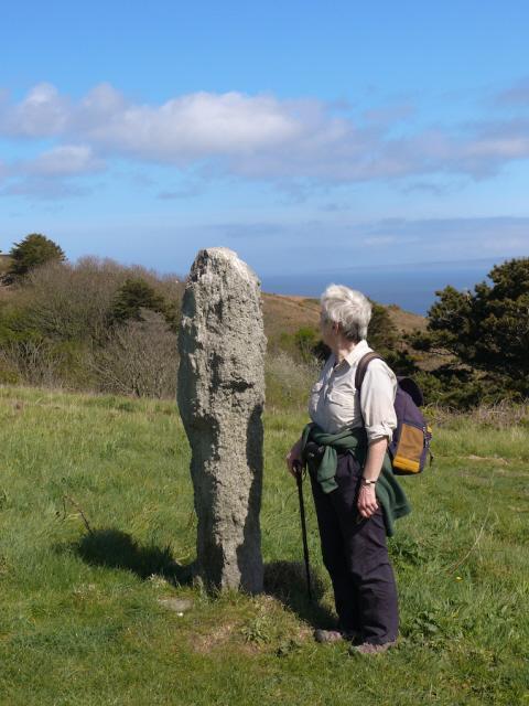 The Madonna Stone, Alderney