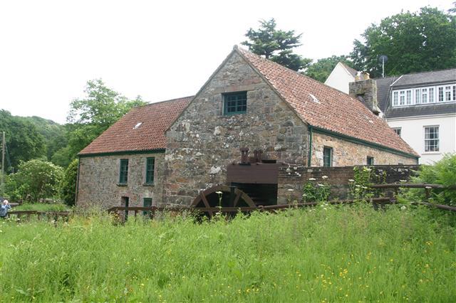 The Moulin de Quetevel