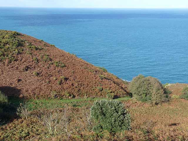 North coast of Jersey