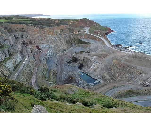 Ronez Quarry