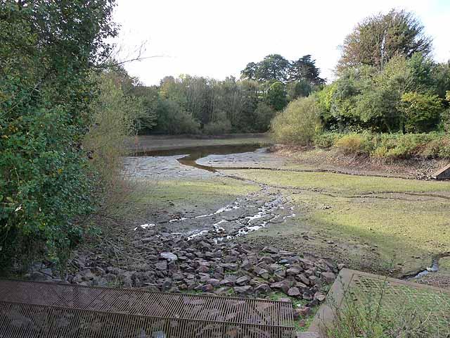 Queen's Valley Reservoir