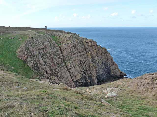Cliffs at Grosnez
