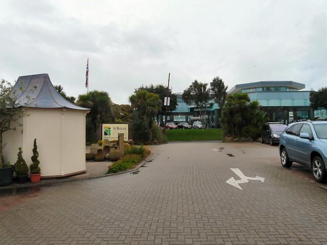 St Peter's car park